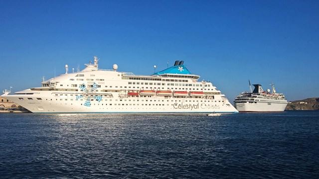 Αναστολή των κρουαζιέρων έως τις 30 Ιουλίου ανακοίνωσε η Celestyal Cruises