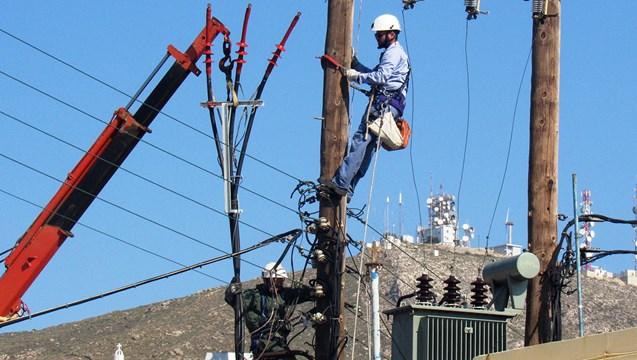 Διακοπή ηλεκτροδότησης στην Απάνω Μεριά