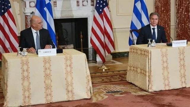 Υπεγράφη η ελληνο – αμερικανική συμφωνία: Πυλώνας σταθερότητας στην περιοχή η Ελλάδα, λέει ο Μπλίνκεν