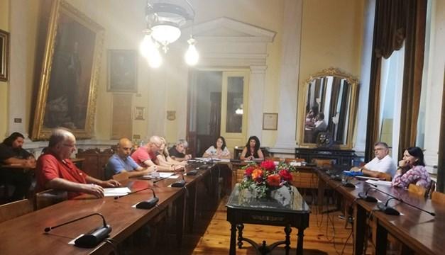 Έμφαση στην ασφάλεια και εξυπηρέτηση των πολιτών της Ερμούπολης