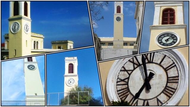 Η θαυμαστή ιστορία του ρολογιού της Ερμούπολης. Του πρώτου δημοτικού ρολογιού στην Ελλάδα