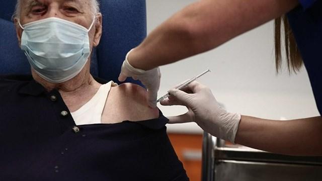 Ξεκινά σήμερα ο εμβολιασμός του γενικού πληθυσμού