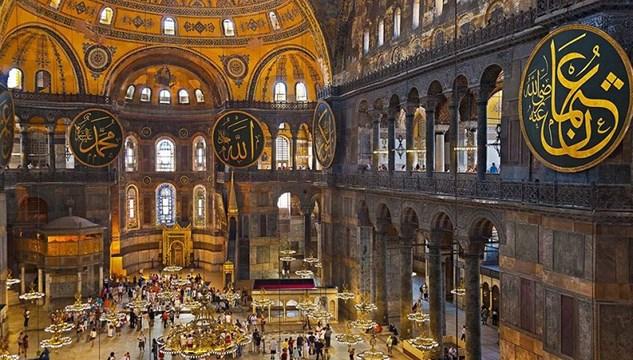 """""""Η μετατροπή του μνημείου της Αγίας Σοφίας σε τζαμί αποτελεί πλήγμα για τον Χριστιανισμό"""""""