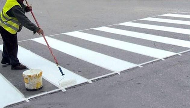 """Μύκονος: Δημόσιος διαγωνισμός για το έργο """"Διαγραμμίσεις οδοστρωμάτων"""""""