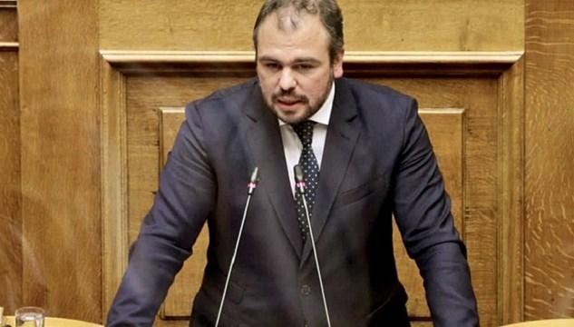 """Φίλιππος Φόρτωμας: """"Η προστασία της εργασίας, προτεραιότητα της Κυβέρνησης"""""""