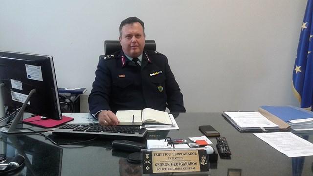 Αποστρατεύτηκε ο Ταξίαρχος Γιώργος Γεωργακάκος