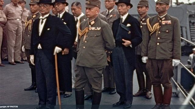 Σαν σήμερα 2 Σεπτεμβρίου υπογράφεται το τέλος του Β' Παγκοσμίου Πολέμου πάνω σε ένα θωρηκτό