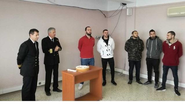 Ο Παναγιώτης Καραμήτσας νέος Διοικητής της ΑΕΝ Σύρου