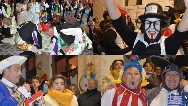 Το καρναβάλι στην Άνω Σύρο