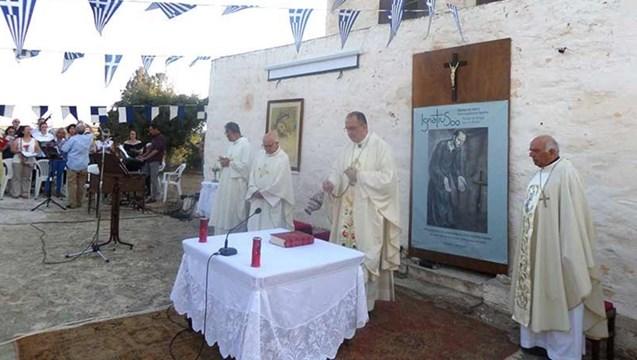 Εορτάστηκαν τα 500 χρόνια του Ιδρυτή του Τάγματος των Πατέρων Ιησουιτών
