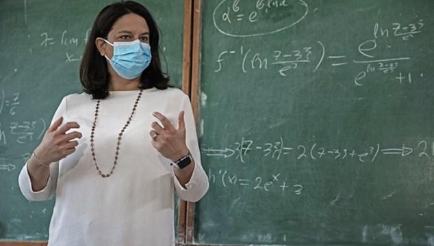 """Νίκη Κεραμέως: """"Στόχος να μην κλείσουν ξανά τα σχολεία"""""""