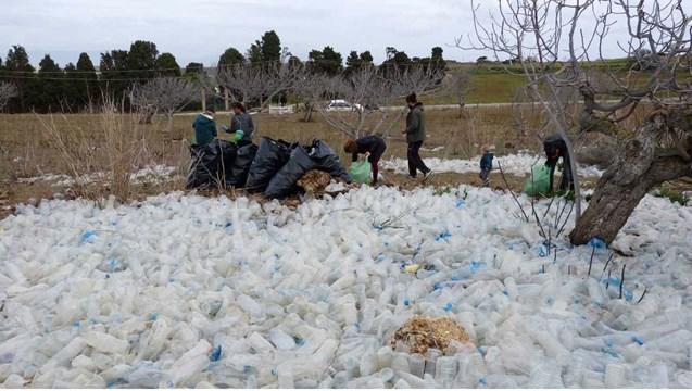 Περιορισμός χρήσης πλαστικού και ανάγκη ανακύκλωσης