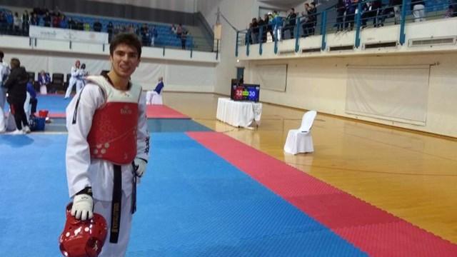 Την 5η θέση κατέκτησε ο Κοκολαντωνάκης Νικόλαος στο παγκόσμιο Ολυμπιακό Τουρνουά TaeKwonDo