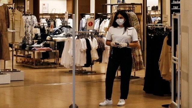 Κορωνοϊός: Κλιμακωτά και με μάσκες παντού το άνοιγμα των καταστημάτων