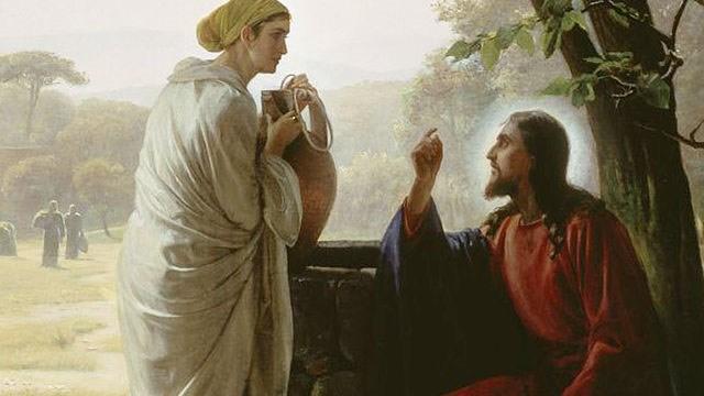 Κυριακή της Σαμαρείτιδος (Ιωάννου 4, 5-42) - Ο Χριστός προσφέρει το ύδωρ το ζων και είναι ο μοναδικός Λυτρωτής