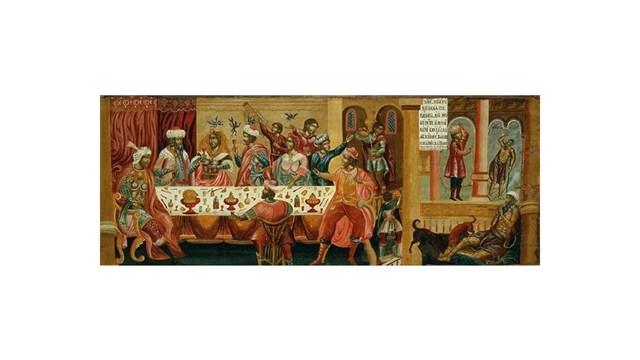 Ο φτωχός Λάζαρος και ο άκαρδος πλούσιος (Λουκ. 16,19-31)