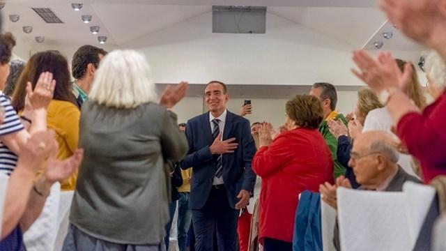 Διαψεύδει δημοσίευμα o ο νέος δήμαρχος Σύρου - Ερμούπολης Νίκος Λειβαδάρας