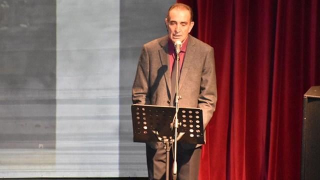 Ο Νίκος Λειβαδάρας, υποψήφιος Δήμαρχος Δήμου Σύρου-Ερμούπολης