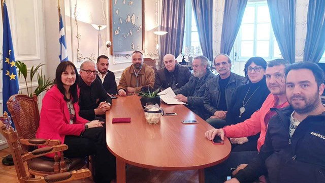 Συνάντηση για την αναβίωση της Ναυτικής Εβδομάδας στη Σύρο