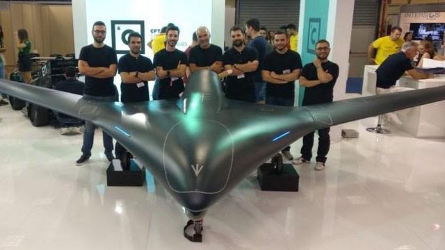 Εγκρίθηκε από το Άμυνας το σχέδιο «LOTUS»…Κατασκευής Μη επανδρωμένου Αεροσκάφους