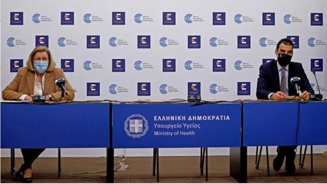 Μαρία Θεοδωρίδου: Στις 30 Σεπτεμβρίου ανοίγει η πλατφόρμα για τους πολίτες άνω των 60 ετών για την τρίτη αναμνηστική δόση