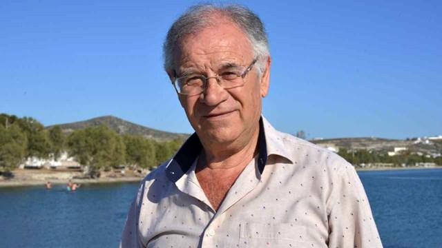 Ο Γιώργος Μαρτάκης, υποψήφιος Δήμαρχος Μήλου