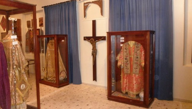 Λειτουργία του Εκκλησιαστικού Μουσείου της Ιεράς Μητρόπολης Σύρου