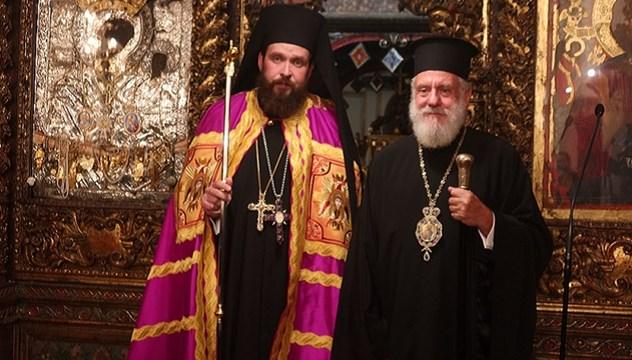 Ο Αρχιμανδρίτης Αλέξιος Παπαδόπουλος, ο νέος Ηγούμενος της Ιεράς Μονής Παναγίας Τουρλιανής