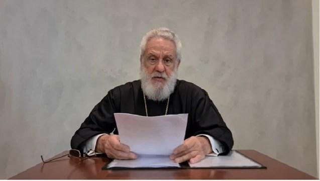 Το μήνυμα του Σεβασμιώτατου Μητροπολίτη Σύρου για τις Ακολουθίες του Ψυχοσάββατου