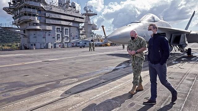 Κ. Μητσοτάκης: Τα πρώτα MH-60R θα παραληφθούν στα μέσα του 2022