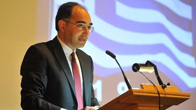 Ο Κωνσταντίνος Μπιζάς υποψήφιος με τον Γιώργο Χατζημάρκο
