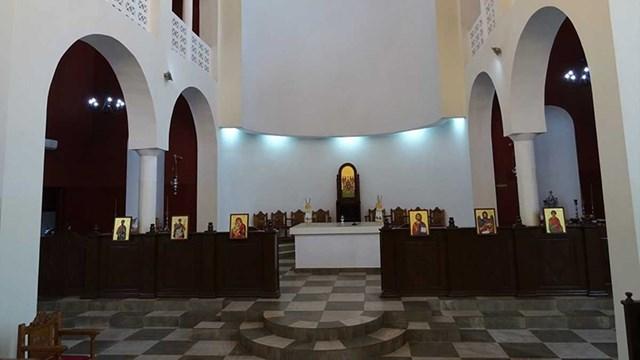 Επίσημη επίσκεψη στην Ι. Μητρόπολη Μπραζαβίλ