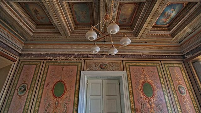 Το αρχοντικό Νεγρεπόντη στα Βαπόρια της Ερμούπολης