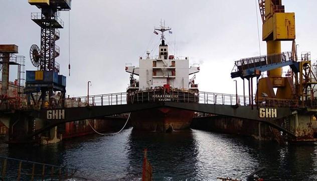 Το Νεώριο στο international Shipping panel
