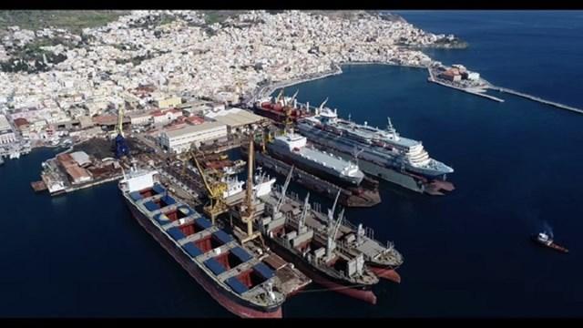 Οργή των εργαζομένων του Νεωρίου για την υπονόμευση ναυπήγησης Πολεμικών Πλοίων στην Ελλάδα