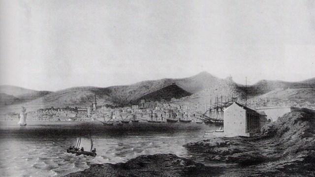 Όταν το «Νησάκι» ήταν χωρισμένο νησάκι από την Ερμούπολη