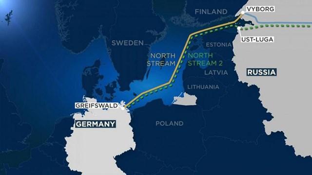 Η Ουάσιγκτον ζήτησε από τo Βερολίνο επιβολή «μορατόριουμ» στην ολοκλήρωση του Nord Stream 2