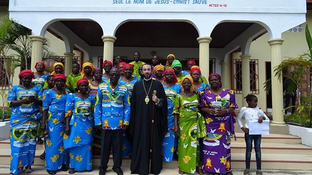 Επίσκεψη του Σεβ.Μητροπολίτη κ.Παντελεήμων  στο «Νοσοκομείο του Θεού»