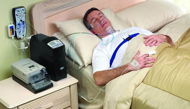 Ιατρείο Ύπνου στο νοσοκομείο Σύρου