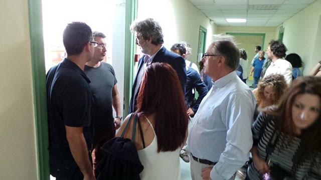 «Απαράδεκτη παράληψη του κ. Πολάκη να μη συναντήσει τους εργαζομένους»