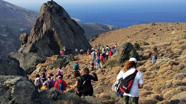 Πρόγραμμα περιπατητικών διαδρομών της Ομάδας Πεζοπόρων Σύρου Νοεμβρίου