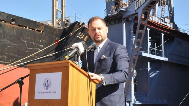 Ο Πάνος Ξενοκώστας για τη συμφωνία αγοράς των ναυπηγείων Ελευσίνας