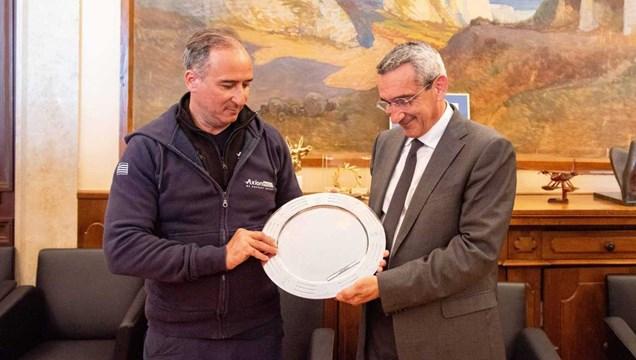 Μνημόνιο Συνεργασίας μεταξύ Περιφέρειας και Axion Hellas