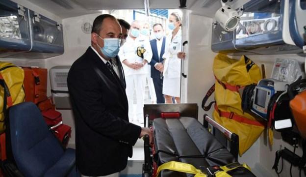 """""""Εάν κριθεί σκόπιμο θα ληφθούν νέα μέτρα προστασίας στα πλοία"""""""