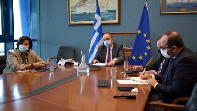 Παρουσίαση του σχεδίου για τη θαλάσσια νησιωτική πολιτική