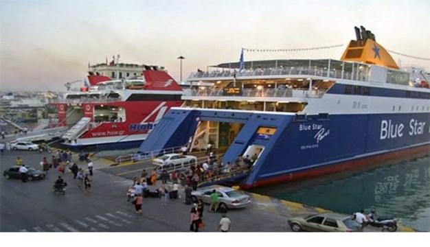 Διευρυμένη ακτοπλοϊκή σύσκεψη για τις θαλάσσιες συγκοινωνίες των Κυκλάδων, στη Σύρο
