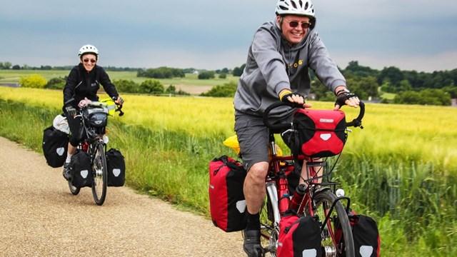 """Καταρτίζεται σχέδιο για τον """"ποδηλατικό τουρισμό"""""""