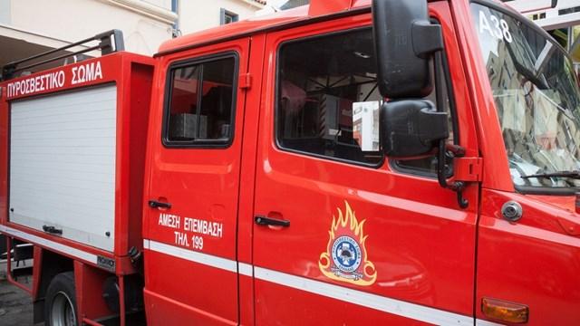 Υψηλός κίνδυνος πυρκαγιάς και για αύριο στις Κυκλάδες