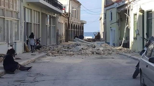 Σεισμός τώρα: Δυστυχώς κατέληξε και το δεύτερο παιδί στη Σάμο