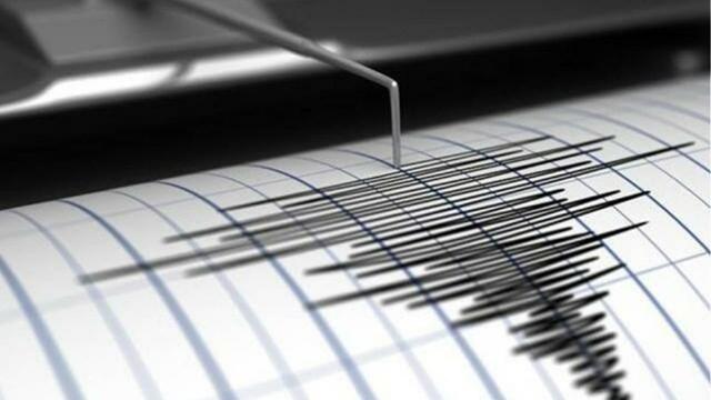Ισχυρός σεισμός στην Κρήτη 5,8 Ρίχτερ - Αναστατώθηκε το νησί